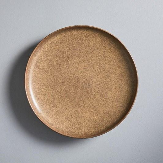 West Elm Aaron Probyn Kanto Salad Plate Warm Sand