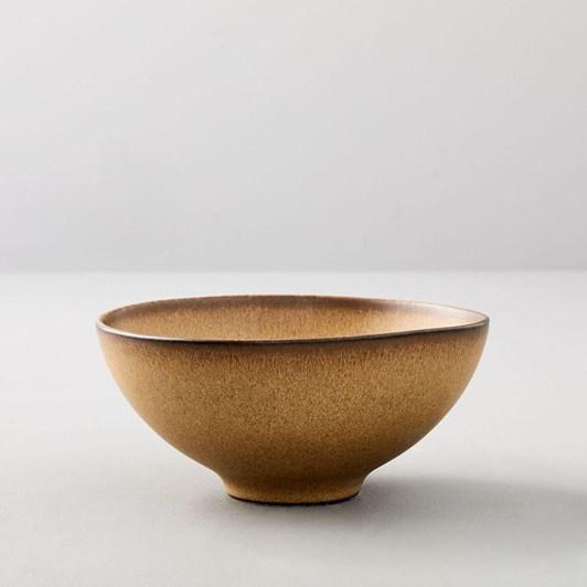 West Elm Aaron Probyn Kanto Small Bowl Warm Sand