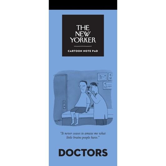 New Yorker Doctors Notepad