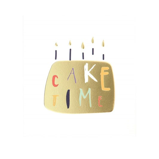 Cake Time Card