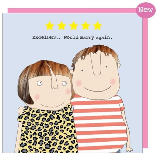 Five Star Love Card