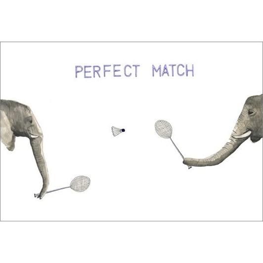 Vevoke Card Perfect Match