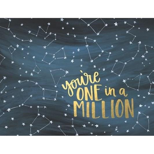 Vevoke Foil Card One In A Million