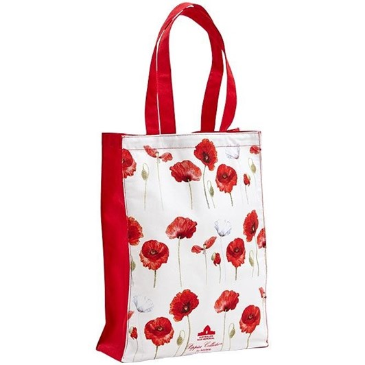 Ashdene Poppies AWM Tote Bag