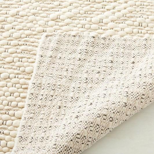 West Elm Slub Stripe Sweater Rug 5X8