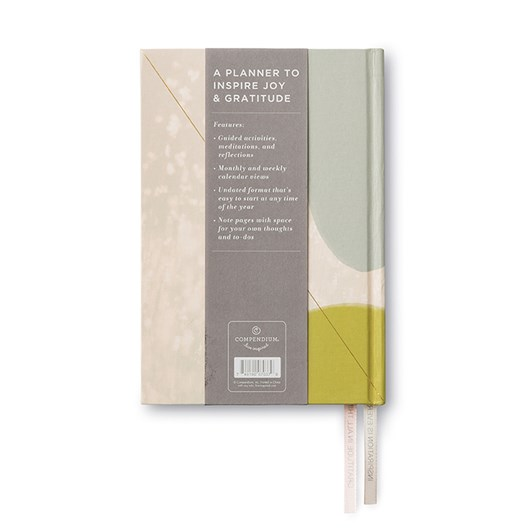 Every Moment 12 Month Undated Planner