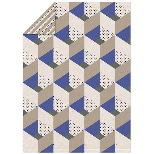 Penny Kennedy Tessalate Double Sided Luxury Gift Wrap 50x70Cm