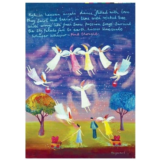 Vevoke Card Angels Dance