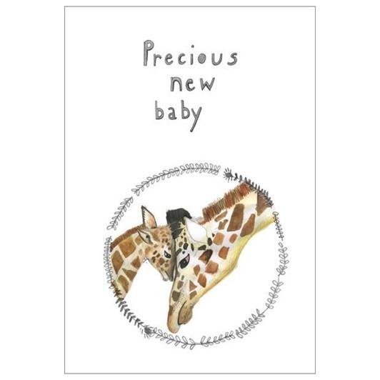 Vevoke Card Precious New Baby