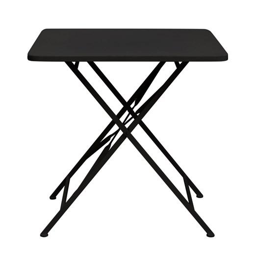 CC Interiors Metal Table Black 713x720