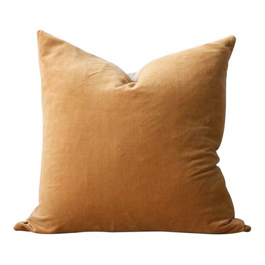 CC Interiors Raphael Gold Velvet Cushion 50x50cm