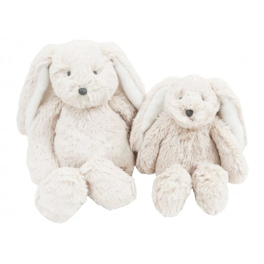 Plush Beige Bunny 25cm