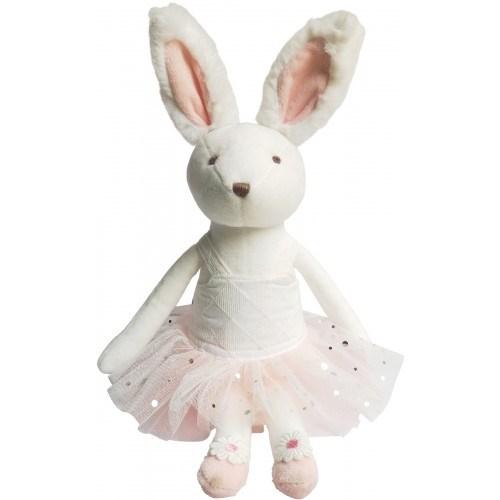 Ballerina Pink Bunny 33cm