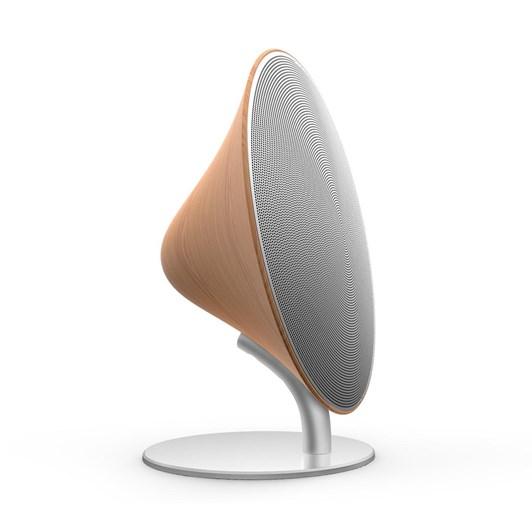 Gingko Beech Halo One Bluetooth Speaker Beech
