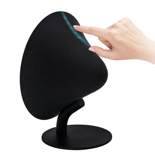 Gingko Mini Halo One Bluetooth Speaker Black