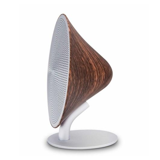 Gingko Mini Halo One Bluetooth Speaker Walnut