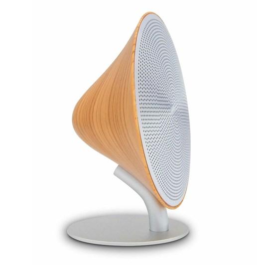 Gingko Mini Halo One Bluetooth Speaker Beech