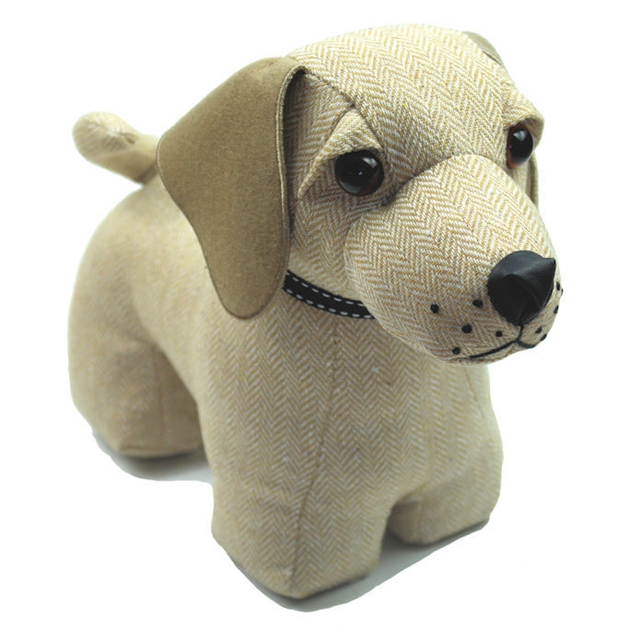 Dora Designs Toby Golden Lab Doorstop - na