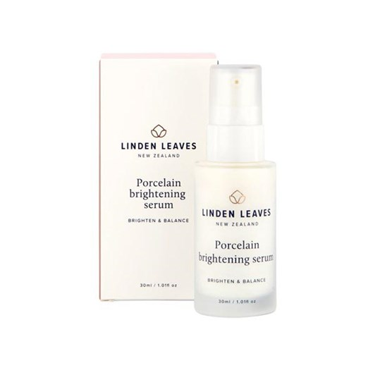 Linden Leaves Porcelain Brightening Serum - 30ml