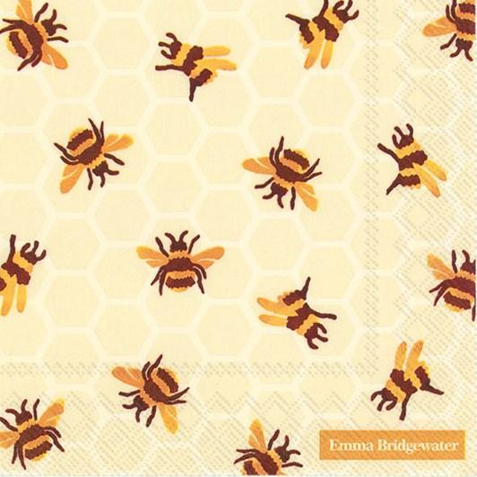 IHR Luncheon Napkin Bumble Bee E.B.