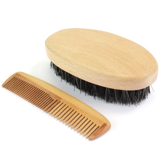 Sophos Military Hairbrush and Comb