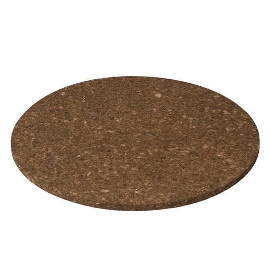 Broste Bill Cork Placemat Dark Natural