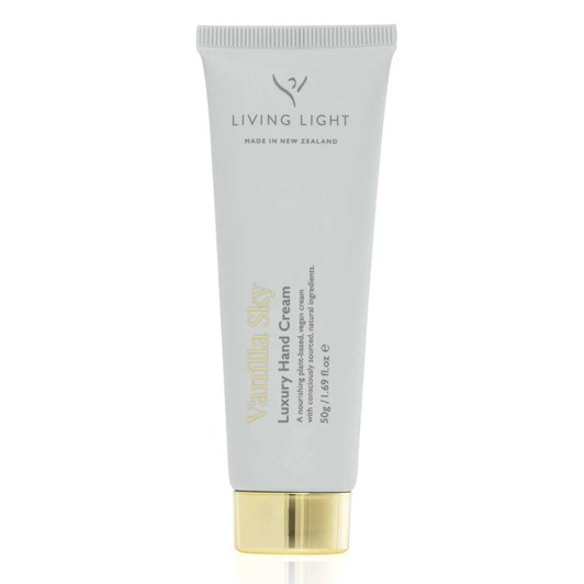 Living Light Imagine Vanilla Sky Hand Cream