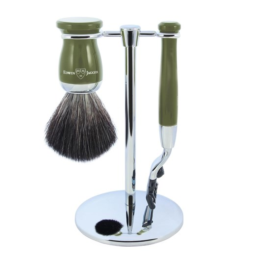 Edwin Jagger Diffusion 72 Series - 3Pc Set - Green