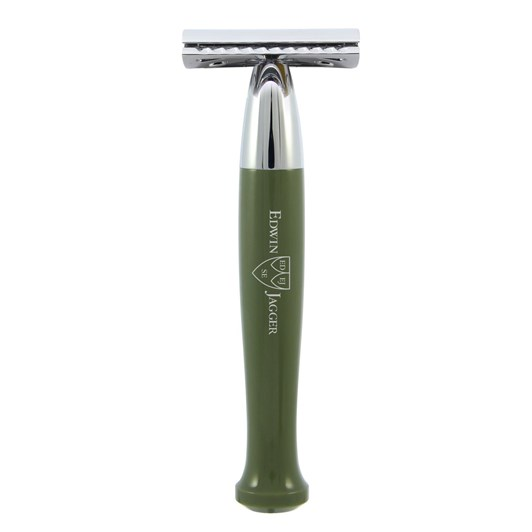 Edwin Jagger Diffusion 72 Series - Double Edge Safety Razor - Green