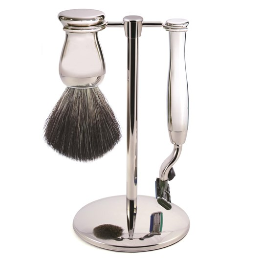 Edwin Jagger Diffusion 72 Series - 3Pc Set - Chrome