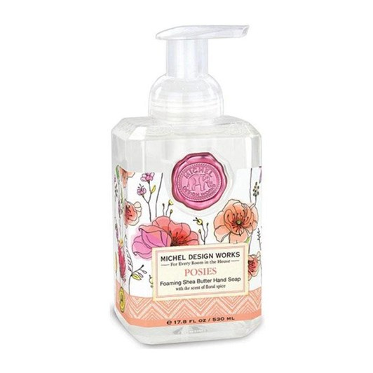 MDW Posies Foaming Soap