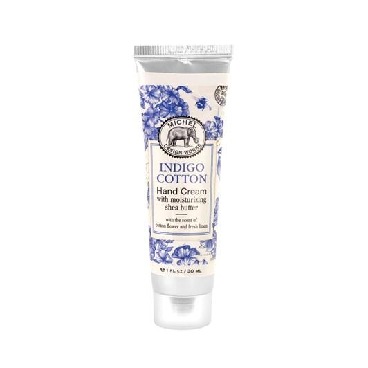 MDW Indigo Cotton Hand Cream
