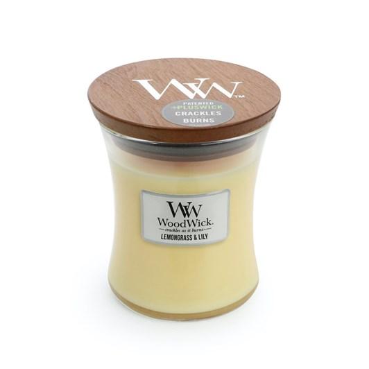 WoodWick Lemongrass & Lily Medium