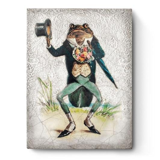 Sid Dickens Memory Block - Sir Frog