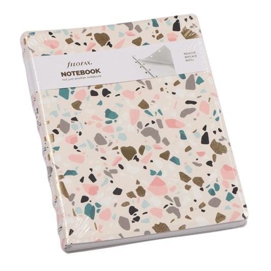 Filofax A5 Notebook Architex - Terrazzo