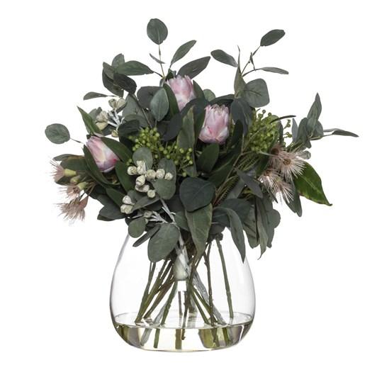 Protea Eucy Mix Garden Vase Pink