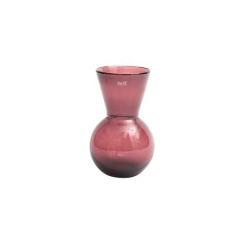 Dutz Aubergine Vase  34cm