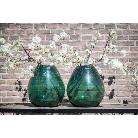 Dutz Dark Green Vase 32cm