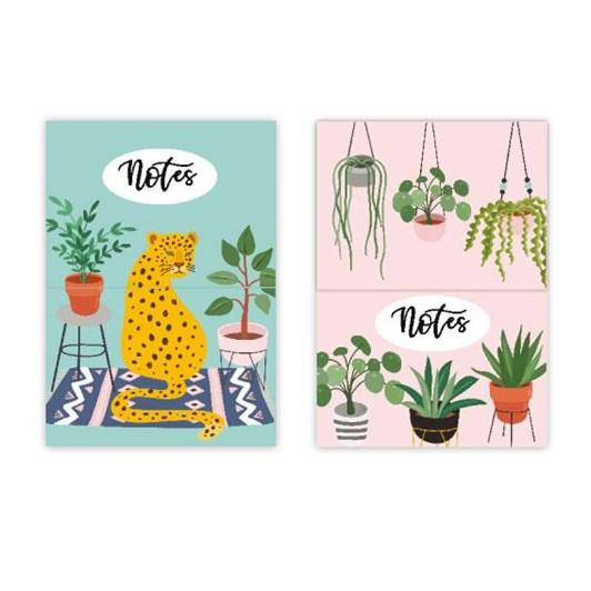 Urban Jungle Mini Notepad
