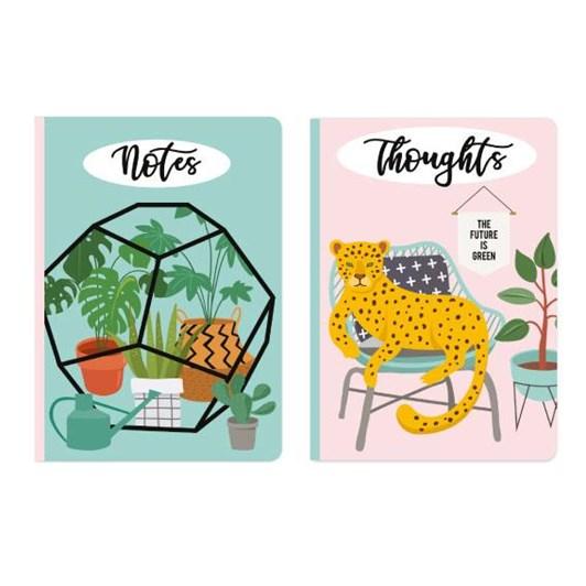 Urban Jungle A6 Flexi Notebook