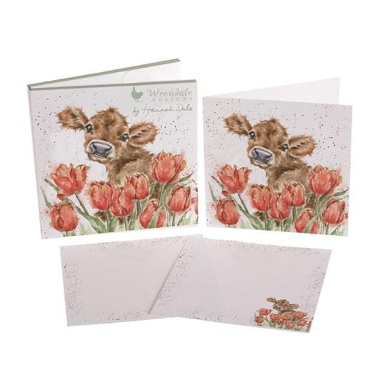 Wrendale Country Set Notecard Pack Bessie