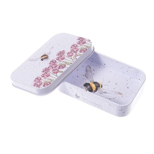 Wrendale Keepsake Gift Tin Bumble Bee
