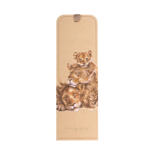 Wrendale Country Set Bookmarks Lion