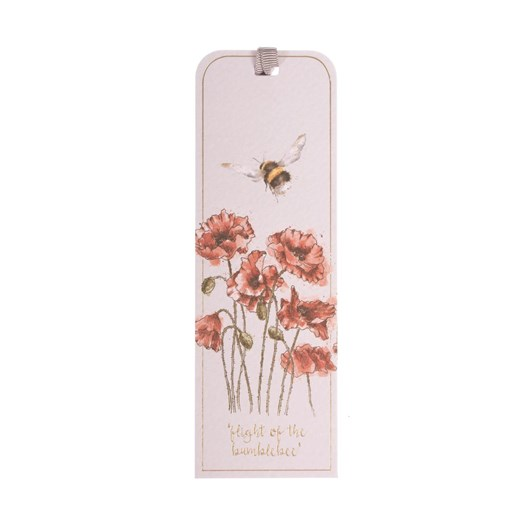 Wrendale Country Set Bookmarks Bee