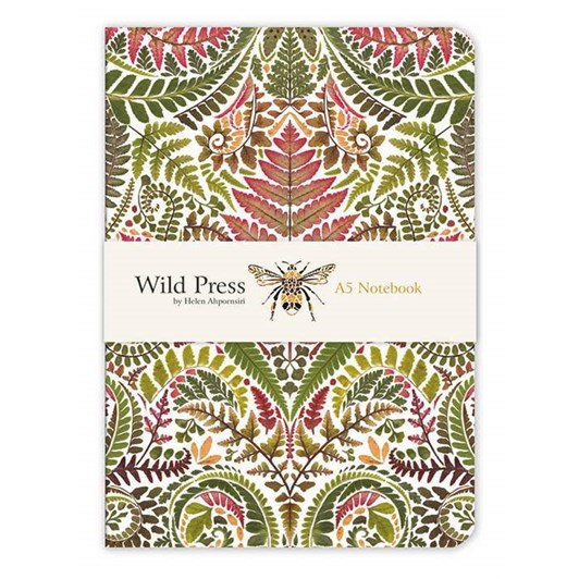 Museums & Galleries Wild Press A5 Luxury Notebook