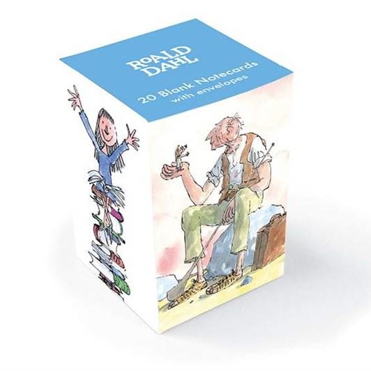 Museums & Galleries Roald Dahl Mini Notecard Set 20