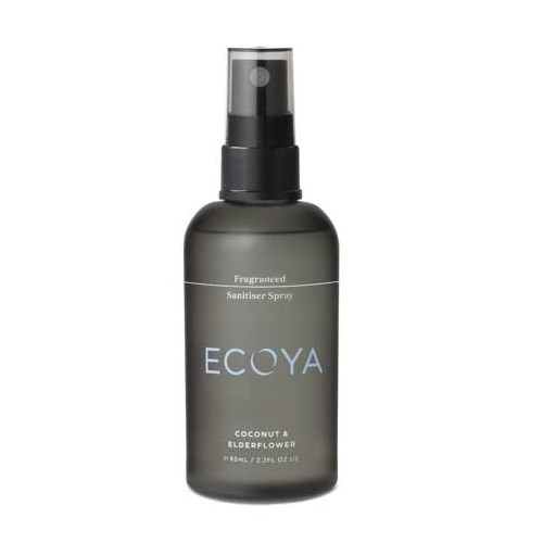 Ecoya Fragranced Sanitiser Spray 65ml