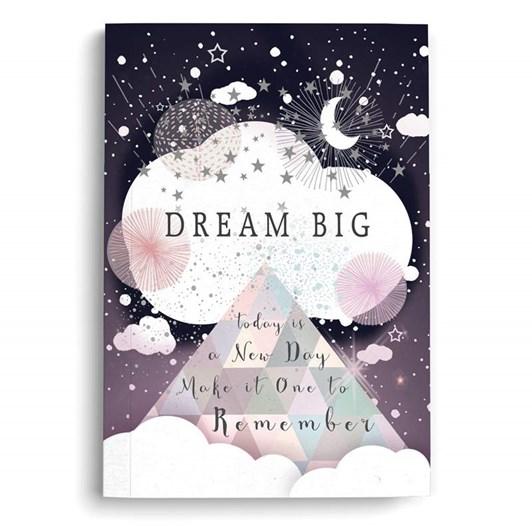 Dream Big Mini Notebook Lined
