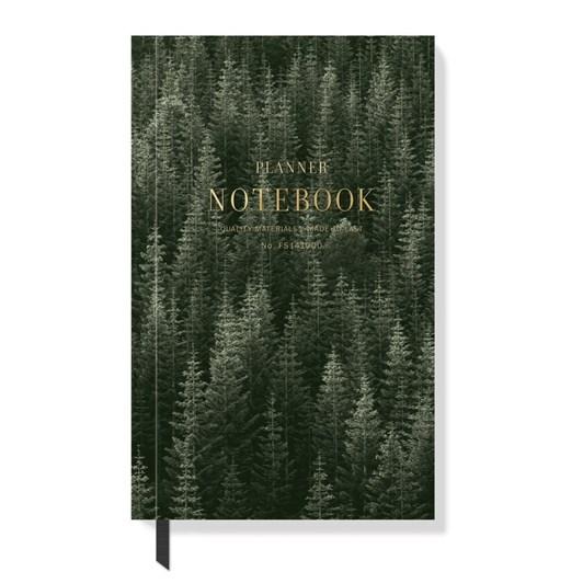Fringe D  Forest Planner Notebook