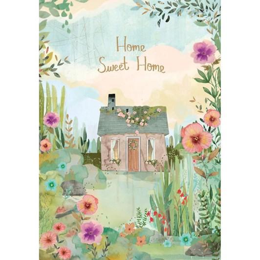 Roger La Borde Home Sweet Home Card